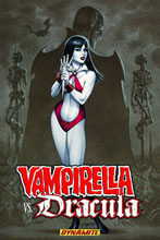 Image: Vampirella vs. Dracula SC  - D. E./Dynamite Entertainment