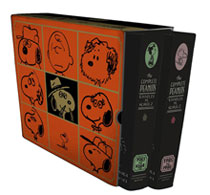 Image: Complete Peanuts Slipcased Set: 1983-1986 HC  - Fantagraphics Books