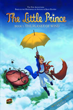 Image: Little Prince Vol. 01: Planet of Wind SC  - Lerner Publishing Group