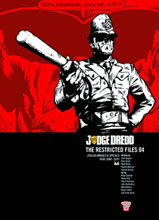 Image: Judge Dredd: The Restricted Files Vol. 04 SC  - Rebellion / 2000AD