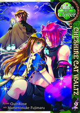 Image: Alice in the Country Clover Vol. 02: Cheshire Cat Waltz GN  - Seven Seas Entertainment LLC