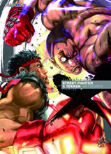 Image: Street Fighter X: Tekken Artworks SC  - Udon Entertainment Corp