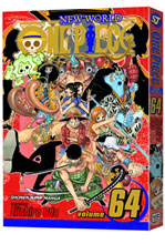 Image: One Piece Vol. 64 SC  - Viz Media LLC