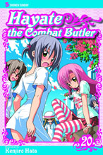 Image: Hayate the Combat Butler Vol. 20 SC  - Viz Media LLC