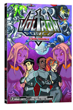 Image: Voltron Force Vol. 03: Twin Trouble SC  - Viz Media LLC