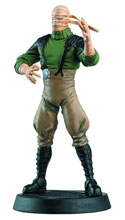 Image: DC Superhero Figure Collector's Magazine #116 (Negative Man) - Eaglemoss Publications Ltd