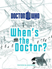 Image: Doctor Who: When's the Doctor  - Penguin Group (UK)