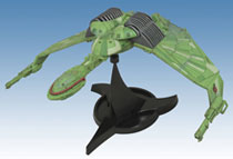 Image: Star Trek Klingon Bird of Prey Ship  -
