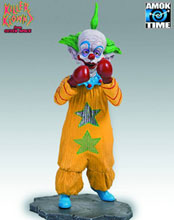 Image: Killer Klowns from Outer Space Deluxe Action Figure: Shorty  -
