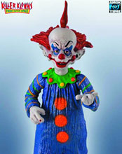 Image: Killer Klowns from Outer Space Deluxe Action Figure: Tiny  -