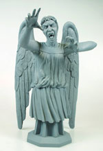 Image: Doctor Who Masterpiece Collection Limited Edition Maxi-Bust: Weeping Angel  -