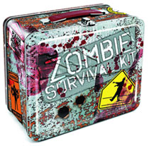 Image: Zombie Survival Kit Lunchbox  -