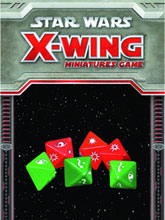Image: Star Wars: X-Wing Minis Game: Dice Pack  -