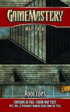 Image: Gamemastery Map Pack: Rooftops  -