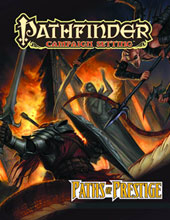Image: Pathfinder Campaign Setting: Paths of Prestige SC  -