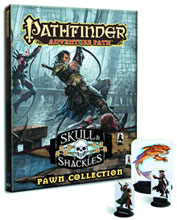 Image: Pathfinder: Skull & Shackles Adventure Path - Pawn Collection  -