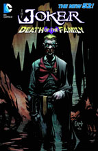 Image: Joker: Death of the Family HC  - DC Comics