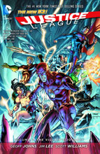 Image: Justice League Vol. 02: The Villain's Journey SC  (N52) - DC Comics