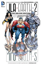 Image: JLA Earth 2 Deluxe Edition HC  - DC Comics