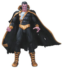 Image: DC Comics Super-Villains Action Figure: Black Adam  - DC Comics