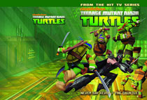 Image: Teenage Mutant Ninja Turtles Animated Vol. 02 SC  - IDW Publishing