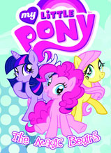 Image: My Little Pony: The Magic Begins SC  - IDW Publishing