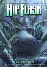 Image: Hip Flask: Unnatural Selection HC  (10th Anniversary Elephantmen edition) - Image Comics