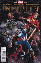 Image: Infinity #1 (Hero variant cover) - Marvel Comics