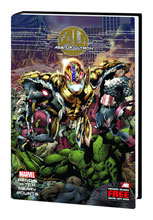 Image: Age of Ultron HC  - Marvel Comics