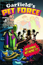 Image: Garfield Pet Force Special #1