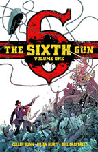 Image: Sixth Gun Vol. 01 Deluxe HC  - Oni Press Inc.