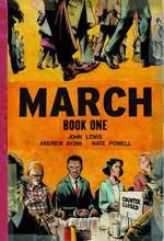 Image: March Book 01 SC