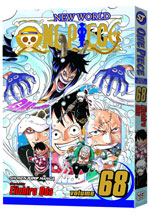 Image: One Piece Vol. 68 SC  - Viz Media LLC