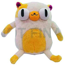 Image: Adventure Time 7-inch Fan Fave Plush: Cake  -