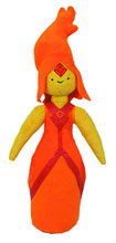 Image: Adventure Time 7-inch Fan Fave Plush: Flame Princess  -