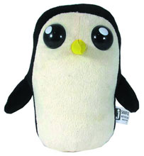Image: Adventure Time 7-inch Fan Fave Plush: Gunter  -