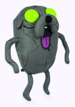 Image: Adventure Time Plush: Zombie Jake  -