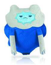 Image: Adventure Time Plush: Lumpy Finn  -