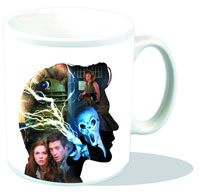 Image: Doctor Who Collage Mug: Eleventh Doctor  -