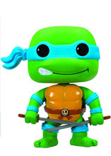 Image: Teenage Mutant Ninja Turtles Pop! Vinyl Figure: Leonardo  -
