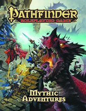 Image: Pathfinder Roleplaying Game: Mythic Adventures  -
