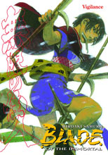 Image: Blade of the Immortal Vol. 30: Vigilance SC  - Dark Horse Comics