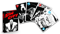 Image: Sin City Playing Cards  - Dark Horse Comics