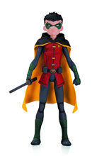 Image: DC Universe Animated Movie Action Figure 08: Son of Batman - Robin  - DC Comics