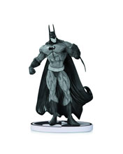 Image: Batman: Black & White Statue by Bisley  (2nd edition) - DC Comics