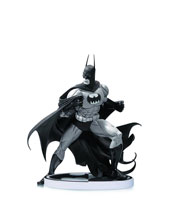Image: Batman: Black & White Statue by Sale  (2nd edition) - DC Comics