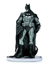 Image: Batman: Black & White Statue by Risso  (2nd edition) - DC Comics