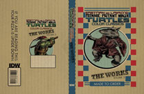 Image: Teenage Mutant Ninja Turtles: The Works Vol. 03 HC  - IDW Publishing