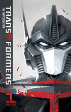 Image: Transformers: IDW Collection Phase 2 Vol. 01 HC  - IDW Publishing