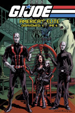 Image: G.I. Joe: America's Elite -  Disavowed Vol. 04 SC  - IDW Publishing